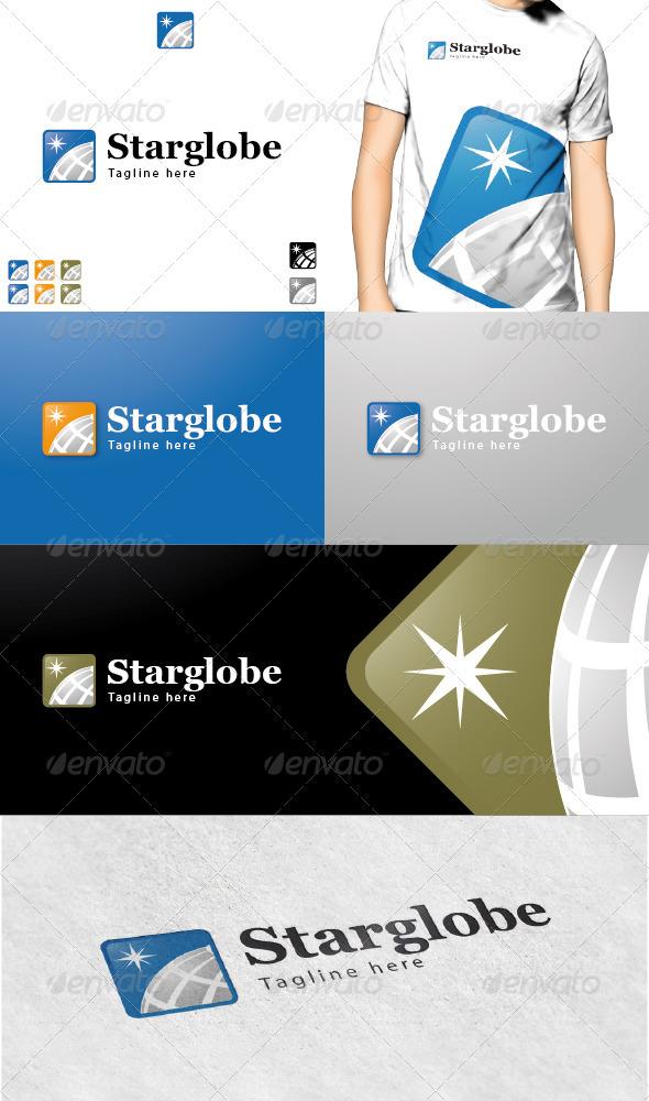 GraphicRiver Starglobe Logo 3729580