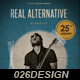 Alternative Experience Flyer / Poster - GraphicRiver Item for Sale