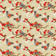 Robin Redbreast Pattern - GraphicRiver Item for Sale