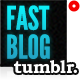 Fast Blog - tumblr theme - ThemeForest Item for Sale
