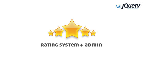 CodeCanyon Skinnable Rating System & Admin Area 3853477