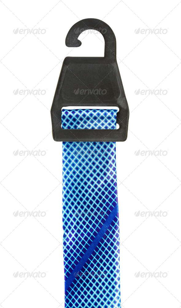PhotoDune Blue Necktie 3854070