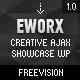 iWorks - Creative Ajax Showcase Wordpress Theme