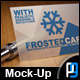 Frosted Card / Logo Mock-Up - GraphicRiver Item for Sale