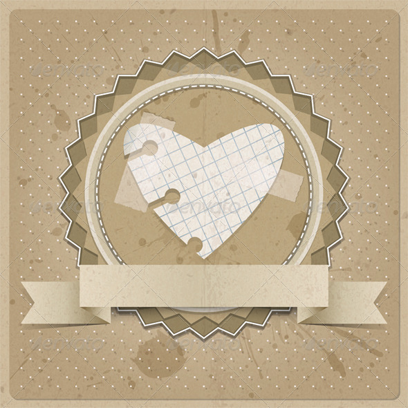 GraphicRiver Paper Heart 3860802