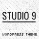 Studio 9 - a Creative Agency Portfolio Theme
