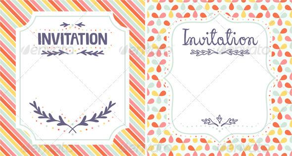 Invitation Formats  Invitation Formats