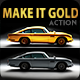 Make it Gold Action - GraphicRiver Item for Sale