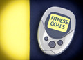 Fitness Goals Pedometer - PhotoDune Item for Sale