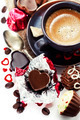 chocolate and coffee for Valentine&amp;#x27;s Day - PhotoDune Item for Sale