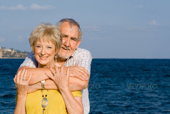 PhotoDune happy senior couple on summer cruise vacation 3866282