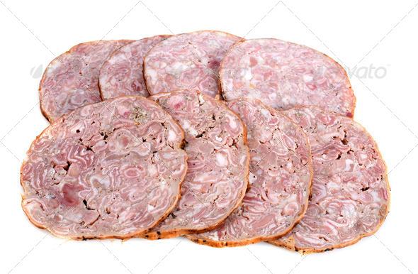 PhotoDune andouille sausage 3866318