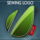 Logo Reveal - Sewing a Logo - VideoHive Item for Sale