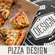 Pizza Design Mockups - GraphicRiver Item for Sale