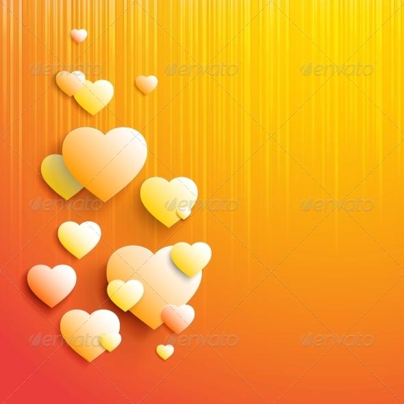 GraphicRiver Stylish White Heart 3867417