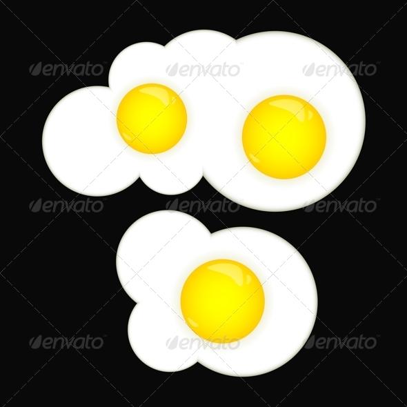 GraphicRiver Fried Eggs 3869461