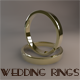 3D Wedding Rings - GraphicRiver Item for Sale
