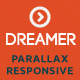Dreamer - Responsive One Page Parallax Template