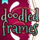Cute doodled frames pack - GraphicRiver Item for Sale