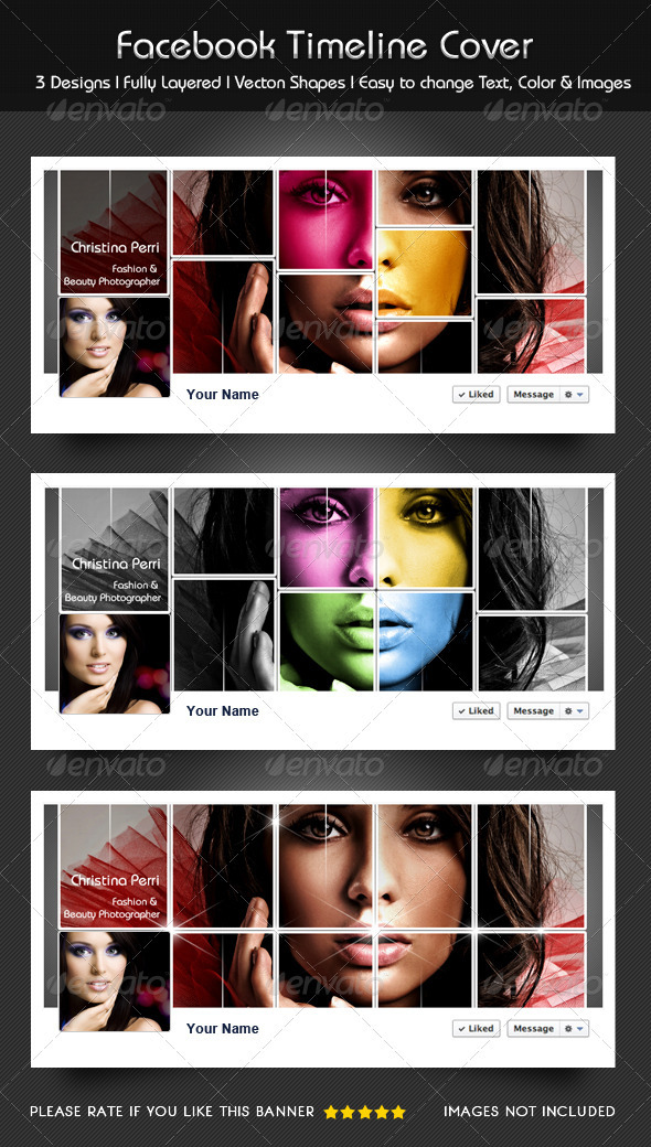 GraphicRiver Fb Timeline Cover II 3887876