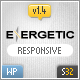 Energetic - Responsive Wordpress Theme - ThemeForest Item for Sale