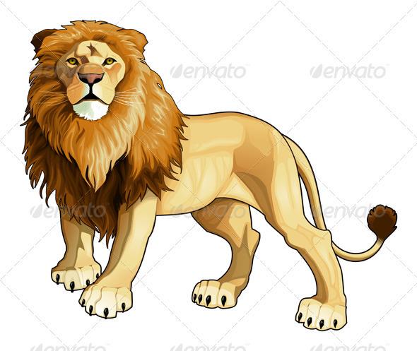 Lion King Graphicriver