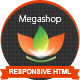 MEGASHOP HTML VERSION - ThemeForest Item for Sale