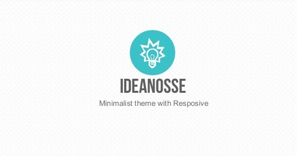 ThemeForest Ideanosse Responsive One Page Template 3896065