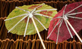 Colorful cocktail umbrellas - PhotoDune Item for Sale
