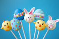 Easter cake pops - PhotoDune Item for Sale