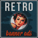 15 Retro Banners - Vintage Shopping Ads - GraphicRiver Item for Sale