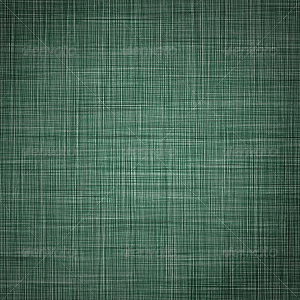 Dark green textile background - Stock Photo - Images