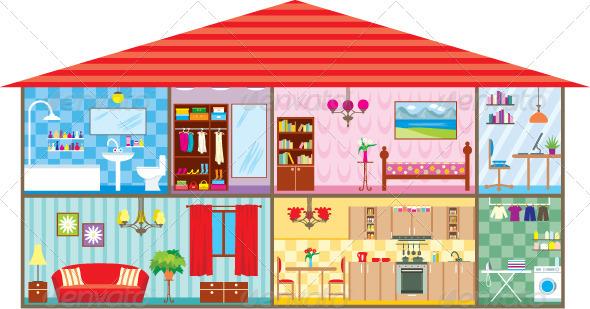 GraphicRiver House 3905596
