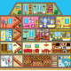 House in a Cut - GraphicRiver Item for Sale