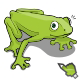Character frog vector - GraphicRiver Item for Sale