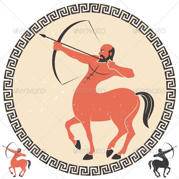 GraphicRiver Sagittarius 3907320