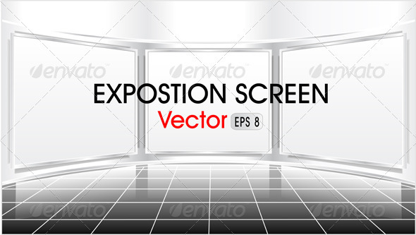 GraphicRiver Exposition screen 3908628