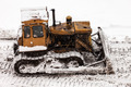 Bulldozer at building construction site - PhotoDune Item for Sale
