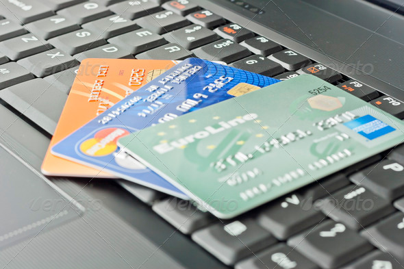 Credit card - Stock Photo - Images