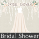 Romantic Bridal Shower Invitation - GraphicRiver Item for Sale