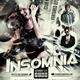Insomnia Flyer Template - GraphicRiver Item for Sale