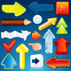 Advertising Arrows - GraphicRiver Item for Sale