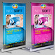 NeoSoft Out-Door Stand Banner Sinage Templates - GraphicRiver Item for Sale