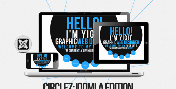 CircleZ:Joomla Edition