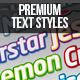 Premium Minty Text Styles - GraphicRiver Item for Sale