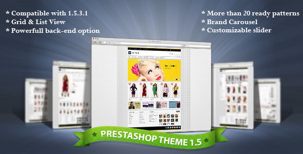 Dotted - Premium Prestashop Theme
