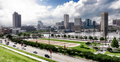 Baltimore Maryland Inner Harbor Skyline and Park - PhotoDune Item for Sale