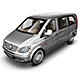 Light Van Car Mock Up - GraphicRiver Item for Sale