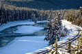 Rocky Mountains in Winter - PhotoDune Item for Sale