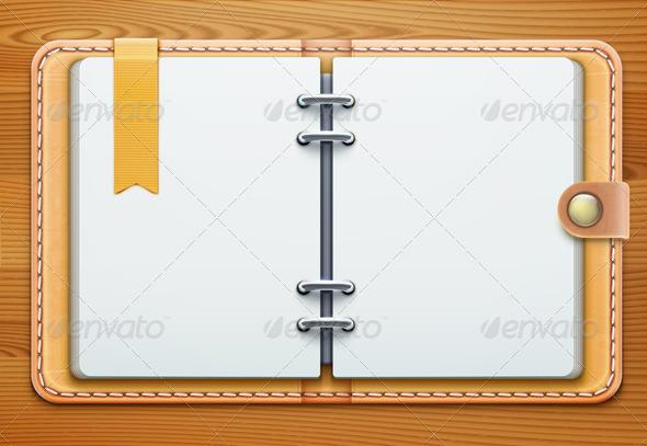 GraphicRiver Personal Organizer 3916730